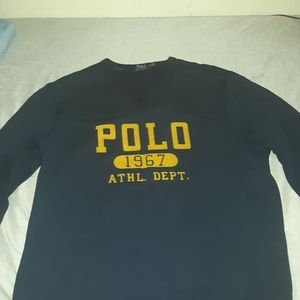 Polo sweatshirt thermals and shirts